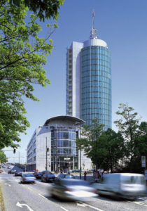 "Munich Tower, <span style=""white-space: nowrap"">München</span> Landsberger Str. 110-114"